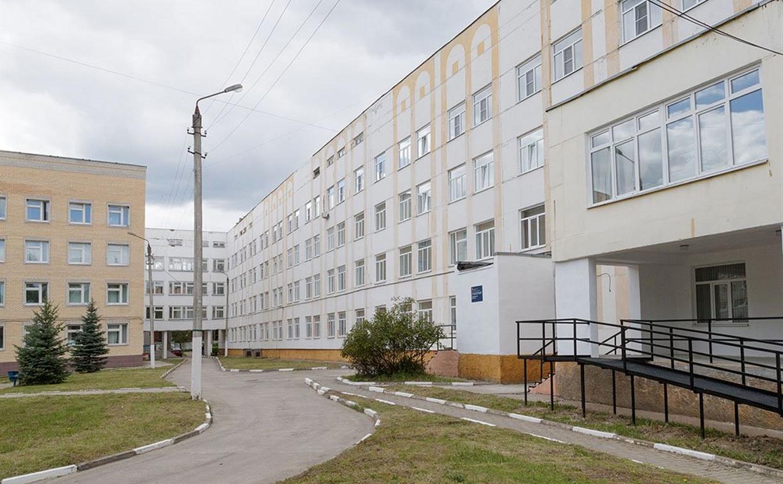 В Тульской области готовы еще два новых инфекционных госпиталя для больных коронавирусом