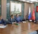 Алексей Дюмин оценил работу Тульского филиала АО «Россельхозбанк» в регионе