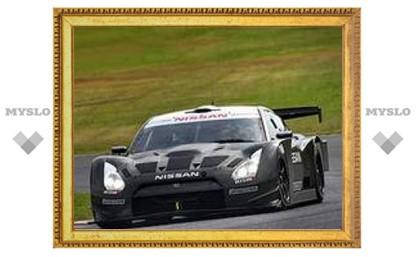 Nissan подготовил гоночную версию суперкара GT-R