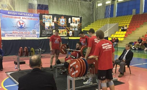 Тульские юноши привезли медали с чемпионата России по пауэрлифтингу