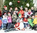 В Туле выбрали самого быстрого Деда Мороза