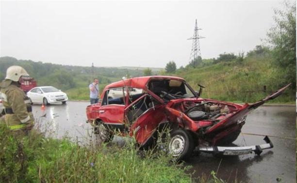В ДТП в Донском пострадал годовалый малыш