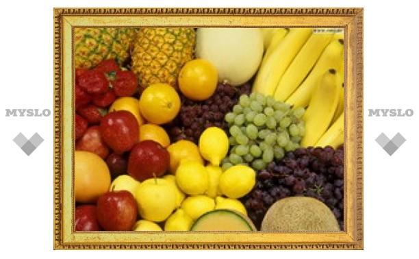 Фрукты и овощи защищают психическое здоровье