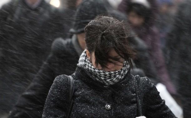 В среду-четверг в Туле ожидается снег