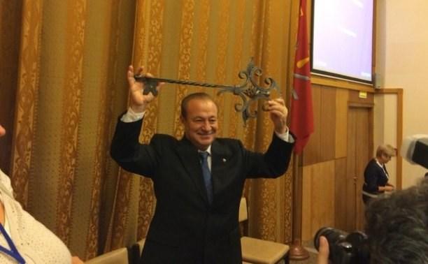 """Новый мэр Тулы: """"Мы должны улучшить качество жизни наших земляков!"""""""