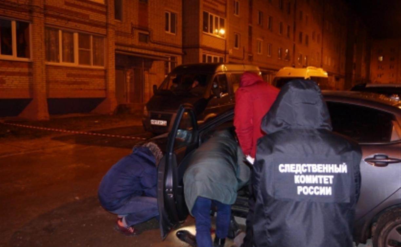 Задержан туляк, расстрелявший 24-летнего парня в Алексине