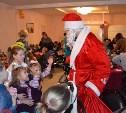 В Туле активисты движения «Не молчи» организовали для детей новогодний праздник