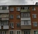 В Туле из окна пятиэтажки выпала пенсионерка