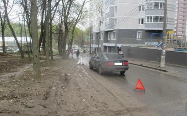 В Тульской области за сутки сбили трёх пешеходов
