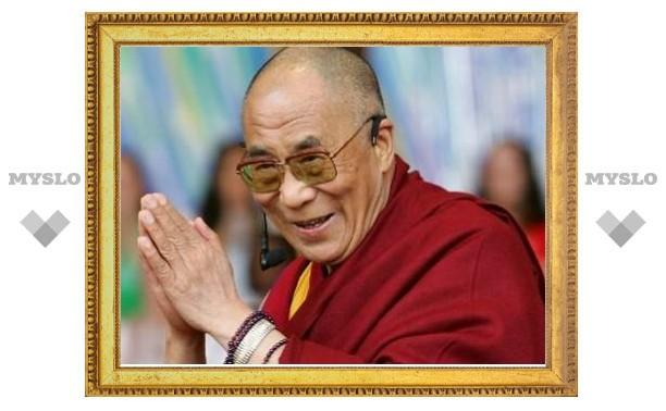 Далай-лама высоко оценил позицию Барака Обамы по Тибету