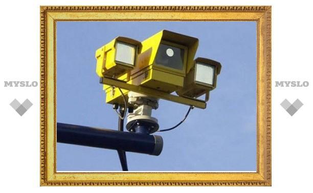 Водителей оштрафовали на 800 тысяч за пять дней работы камер на дорогах Москвы