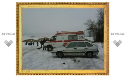 Мужчина, придавленный плитой в Донском под Тулой, скончался практически сразу
