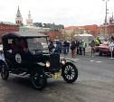 Тульский Ford T стал лучшим на Московском ретро-ралли