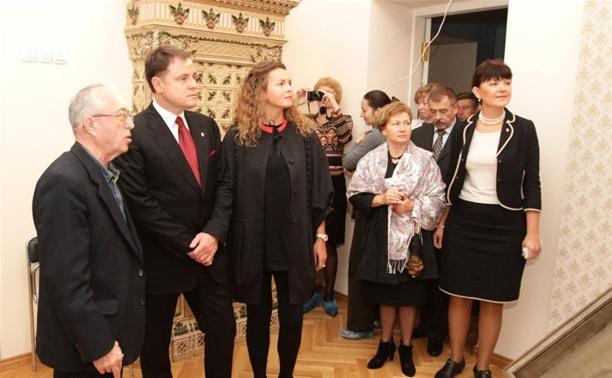 Областной краеведческий музей вновь открыт!