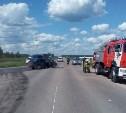 В ДТП в Тульской области пострадали пять человек