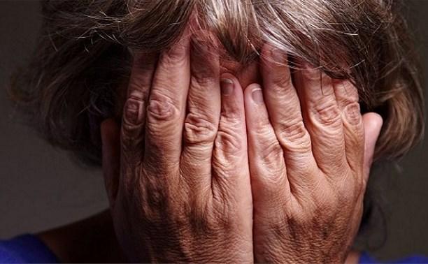 Житель Ефремова избил пенсионерку и украл у неё 1600 рублей