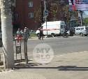 В Туле на Красноармейском проспекте умер мужчина