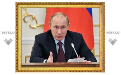 Полет со стерхами назвали причиной обострения травмы Путина