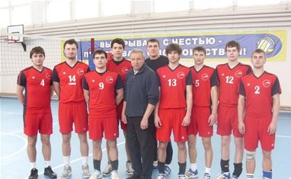 Волейболисты ТулГУ проиграли все матчи домашнего тура