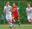 Молодёжка «Арсенала» уступила «Динамо» со счётом 1:3