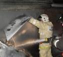 В Туле загорелись три машины