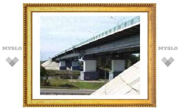 В Туле реконструируют Одоевский путепровод