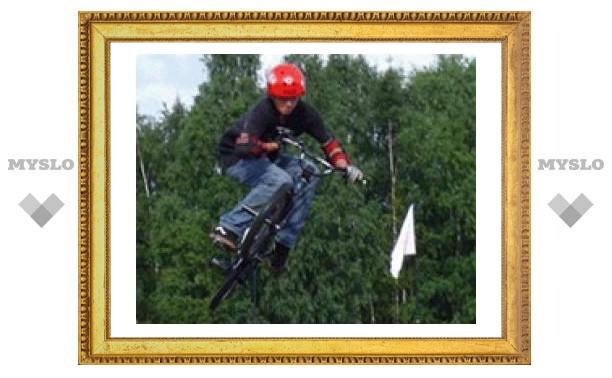 Щекинские таланты-экстремалы