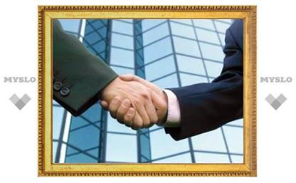 Тульское правительство будет сотрудничать с немецкими предпринимателями