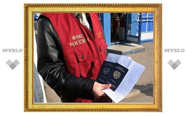 ФМС насчитала в России 3 миллиона нелегалов