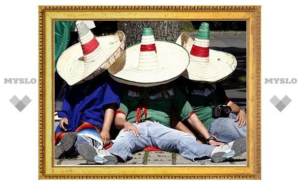В Мексике индейцы-аборигены массово переходят в ислам