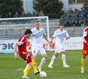 «Арсенал» на выезде сыграл вничью с волгоградским «Ротором»