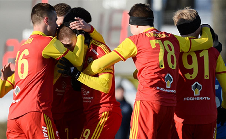 Молодежная команда «Арсенала» разгромила «Тамбов»
