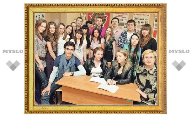 Самые активные выпускники учатся в гимназии №2