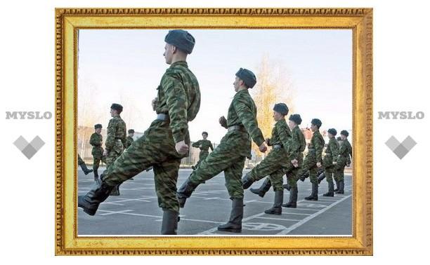 В Туле военный спецполк отметит юбилей