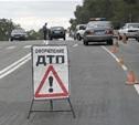Под Новомосковском пьяный водитель протаранил легковушку и грузовик