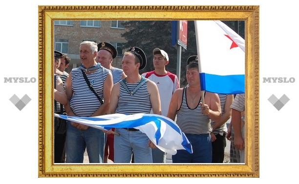 На митинге в Туле раскритиковали министра обороны