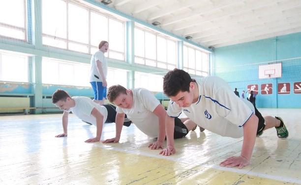 На стадионе «Штамп» появится детский спортивный лагерь