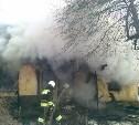 С начала года в пожарах погибли трое туляков