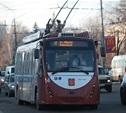 Для Косой Горы уже купили троллейбусы с автономным ходом