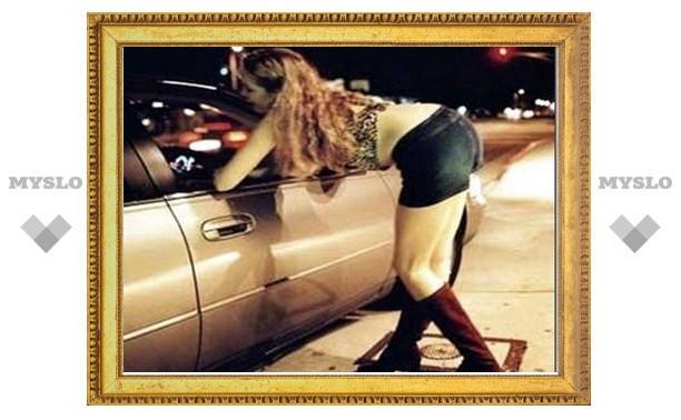 В Туле оштрафовали проститутку-«рецидивистку»
