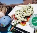 Во время благотворительной акции «Белый цветок» туляки собрали более миллиона рублей