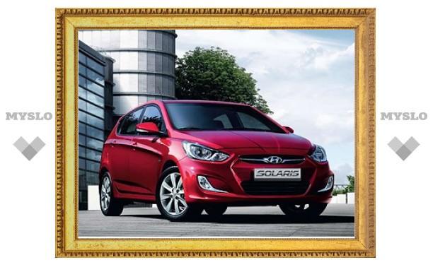 Бюджетный седан Hyundai для России стал хэтчбеком