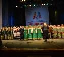 Тульский хор пенсионеров занял III место в «Поединке хоров»