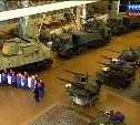 Работники тульского КБП задали вопросы Владимиру Путину