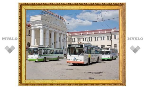 Движение троллейбусов изменится