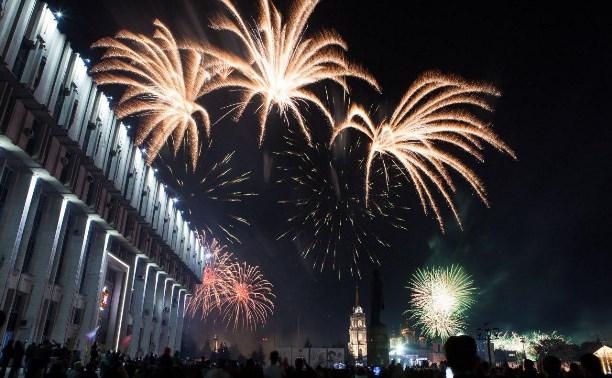 День Победы в Туле: праздничный концерт и фейерверк