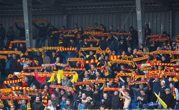 На матче «Арсенала» с «Енисеем» в Красноярске ожидается 15 тысяч болельщиков