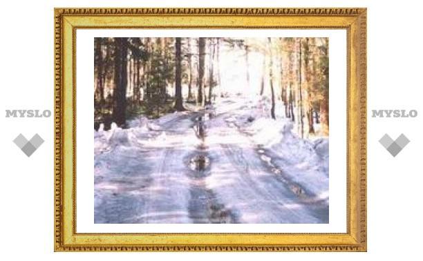 12 марта: Прокоп-перезимник дорогу рушит.