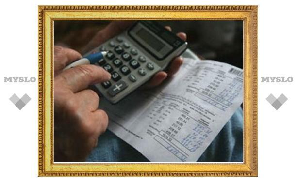 Долги предприятий ЖКХ в Тульской области бьют все рекорды