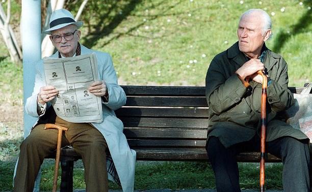 Правительство решило дважды проиндексировать пенсии в 2016 году